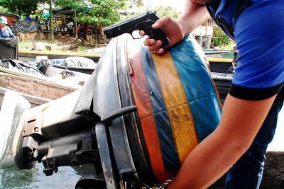 Nuevo ataque de piratas en el río Magdalena a pescadores de Santander