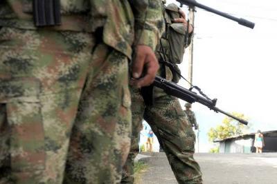 Un soldado profesional asesinó a su propio hijo