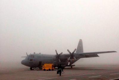Aeropuerto El Dorado de Bogotá se encuentra cerrado por baja visibilidad