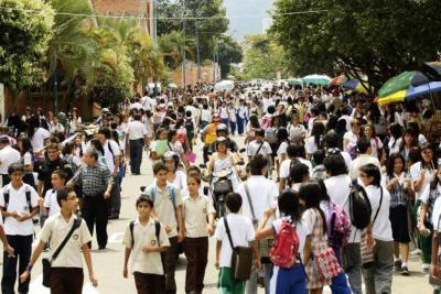 Piloto de la Jornada Única se inició en cuatro colegios de Bucaramanga