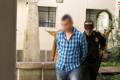 Capturan en flagrancia a dos personas  que asaltaron una casa en Bucaramanga