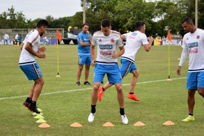 Así va la preparación de los equipos sudamericanos