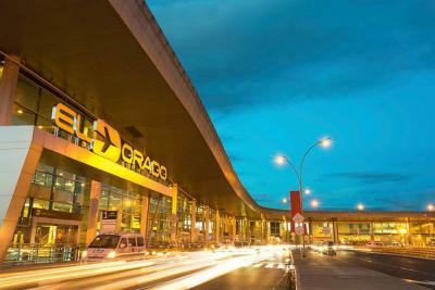 Aeropuerto El Dorado inició operaciones a su máxima capacidad