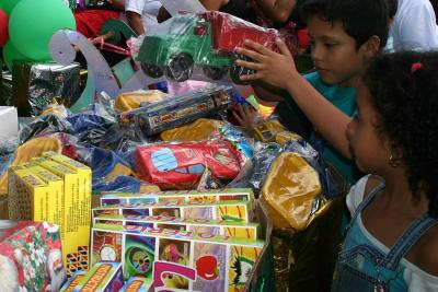Este sábado, participe en jornada de donación de regalos y útiles escolares en Bucaramanga