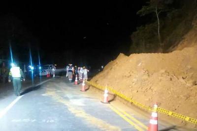 Paso restringido en vía Bucaramanga - Barrancabermeja