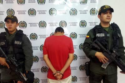 Hombre cobraba extorsión por regresar moto robada en Bucaramanga