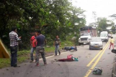 Un joven perdió la vida  tras accidente en Santander