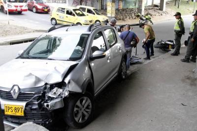 Campaña busca evitar que usted sea víctima de un accidente tránsito en Bucaramanga