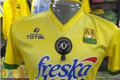 Atlético Bucaramanga vestirá camiseta en homenaje a Chapecoense