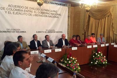 La paz con el Eln, una negociación que no se dio en 2016