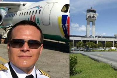 Habló la controladora que mantuvo el último contacto con piloto de Chapecoense