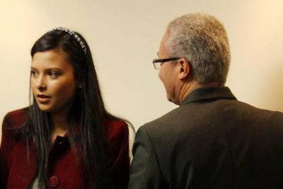 Abogado de Laura Moreno pidió a juzgado que la declare inocente por muerte de Colmenares