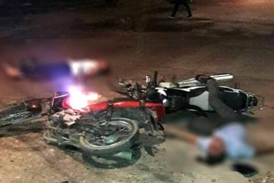 Murió uno de los heridos del accidente de tránsito en Santander