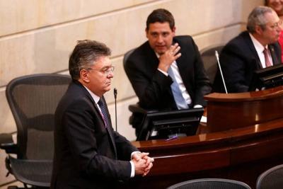 Plenaria del Senado se tomará 10 días para estudiar la Reforma Tributaria