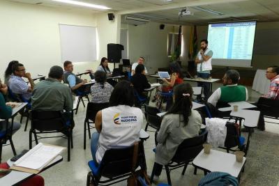 I Consejo Ejecutivo del Pomca del Río Suárez en el Socorro