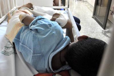 Investigan intoxicación de niños de Santander con marihuana y veneno