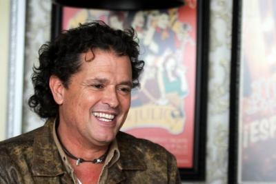 Carlos Vives presenta su nuevo trabajo discográfico