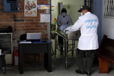Hombre fue asesinado de dos disparos en  Bucaramanga