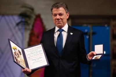 Así ha sido la polémica por la supuesta compra del Nobel de Paz