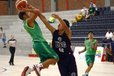 Santander disputará los cuartos de final del Nacional Infantil de Baloncesto