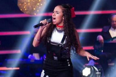 Santandereana en la Voz Teens sigue impresionando a los jurados
