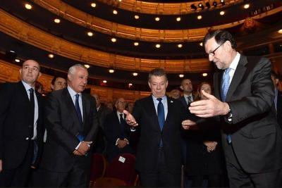 Santos celebró el aval a la 'vía rápida' parte de la Corte Constitucional