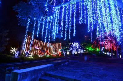 Así es el show musical, 'Se busca un Santa', del Parque del Agua de Bucaramanga