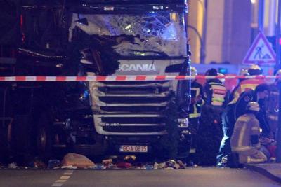 Estremecedor relató de mujer que fue testigo de la tragedia de Berlín