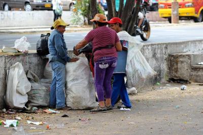 Este martes harán censo de recicladores en Bucaramanga
