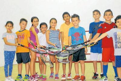 Mejor Liga: Liga Santandereana de Squash