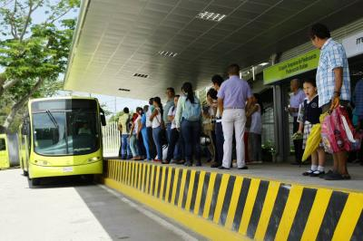 Metrolínea perdió 4 millones de pasajes durante 2016