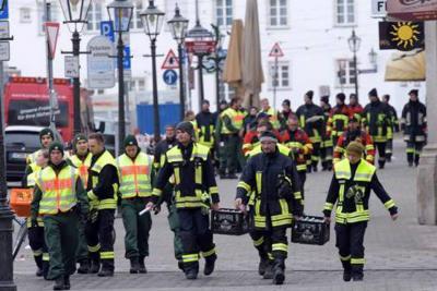 Alemania realiza su mayor evacuación por una bomba de la II Guerra Mundial