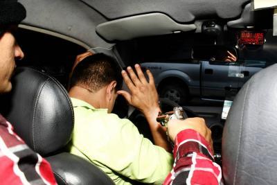 Conductores de taxi fueron víctimas de atraco en la noche de Navidad