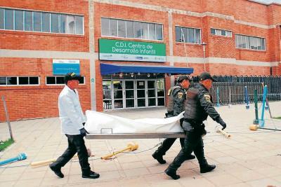 Intercedió por su hijo y recibió un tiro letal en Santander