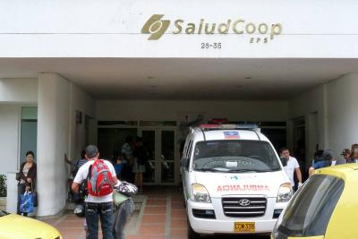 Tres heridos tras el ataque de dos perros Pitbull en Bucaramanga
