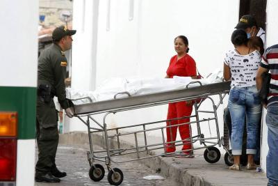 Un hombre fue asesinado a cuchillo en Girón