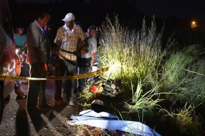 Joven murió en accidente vial en Barrancabermeja
