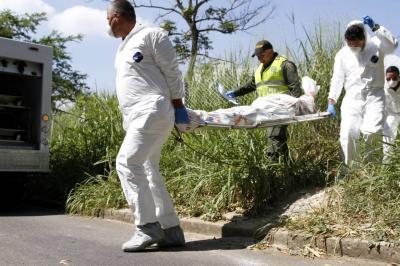 Hallan cadáver de un hombre en zona boscosa de Bucaramanga