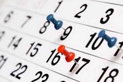 Estos son los días festivos que tendrá Colombia en el 2017