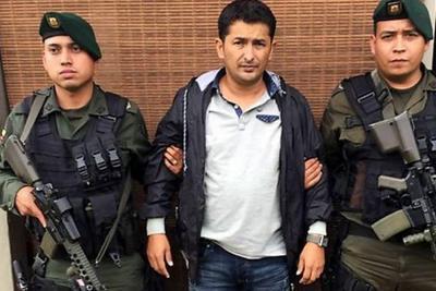 Capturan jefe del clan Úsuga, alias 'Rodrigo'