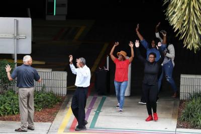 Cancillería descarta colombianos afectados por tiroteo en la Florida