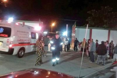 En un centro vacacional de Cundinamarca 60 personas resultaron intoxicadas