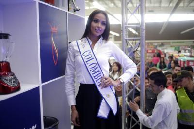 Señorita Colombia llegará a Filipinas este fin de semana