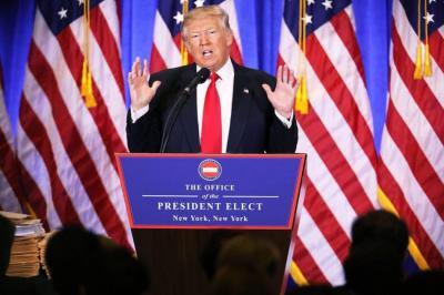 Trump insiste en que México pagará por el muro fronterizo