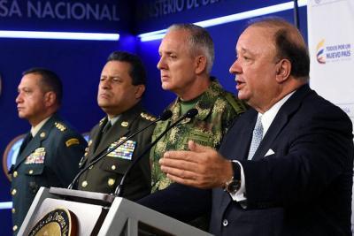 No hay paramilitarismo en Colombia: MinDefensa