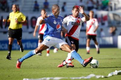 Millonarios cayó 1 - 0 ante el River Plate en la Florida Cup