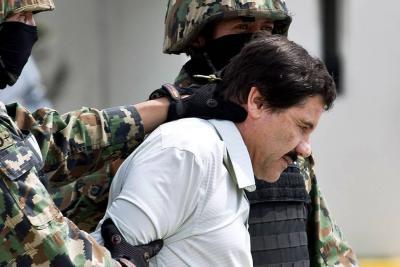 Guzmán Loera es requerido en Estados Unidos por dos cortes: una en Texas –donde existe pena de muerte– y otra en California, por delitos de homicidio y narcotráfico.