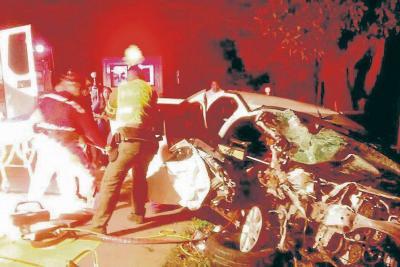 'Microsueño' causa otra tragedia vial en Santander