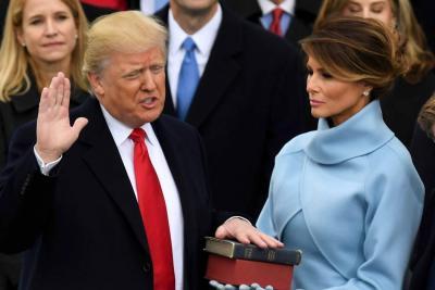 Trump asume formalmente este viernes como 45º presidente del país norteamericano.