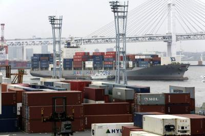 Importaciones caen 1,8% en noviembre